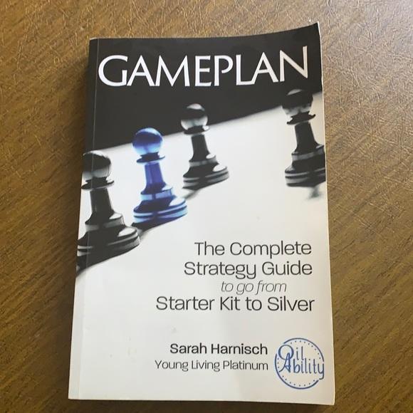 Gameplan by Sarah Harnish